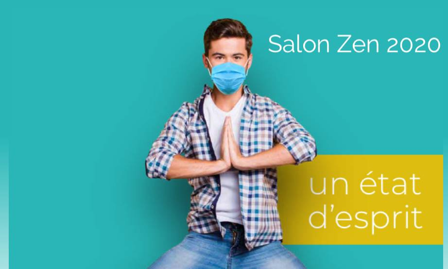 Salon Zen octobre 2020 à la Porte de Champerret Paris 17
