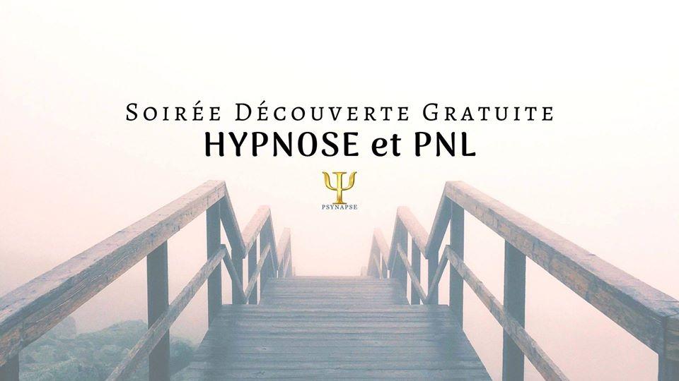 Soirée Découverte Gratuite Hypnose et PNL à Lyon