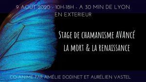 Stage De Chamanisme Avance: La Mort Et La Renaissance @ LES OLMES