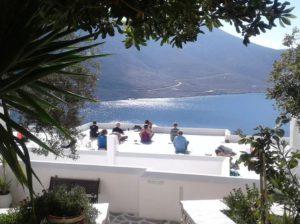 Stage de yoga et randonnée à Amorgos (Grèce) 1-8 novembre 2020 @ Aegialis Hôtel Spa