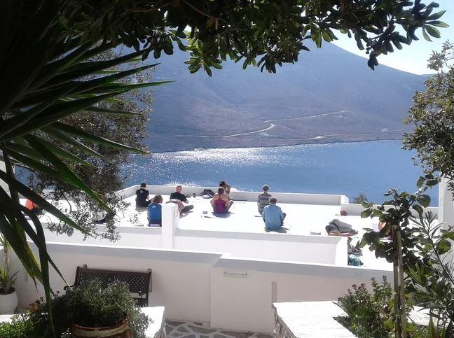 Stage de yoga et randonnée à Amorgos (Grèce) 10-17 novembre 2020