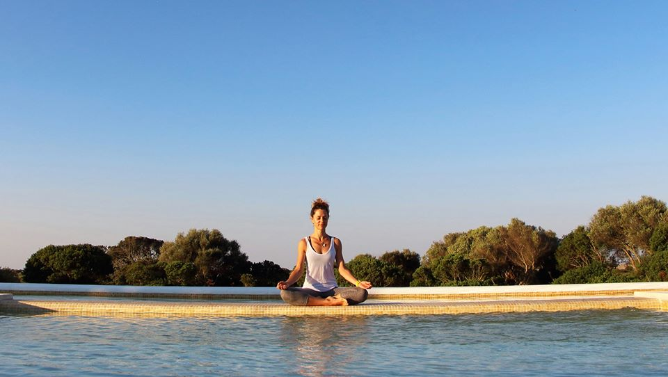 """Stage de yoga & nutrition """"A l'écoute de soi"""" du 16 au 22 aout"""