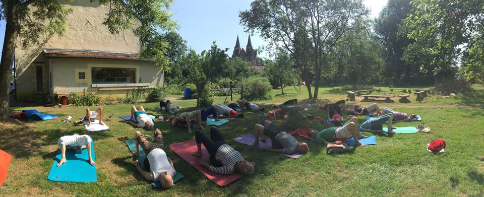 Stage résidentiel Yoga & Chant à Avioth