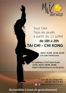Tai Chi - Chi Kong Gratuit @ Mjc Saint-Avold | Saint-Avold | Grand Est | France