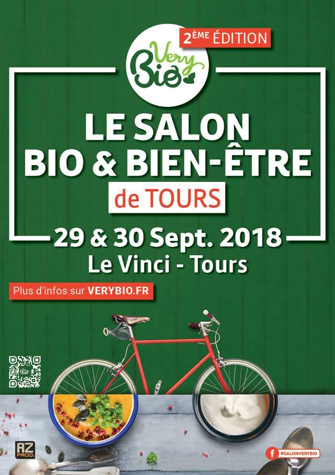 Very BIO, salon Bio et Bien-être de Tours