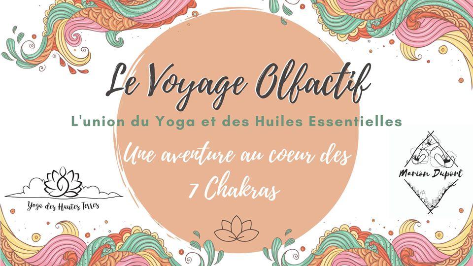 Voyage Intérieur avec le Yoga et les Huiles Essentielles