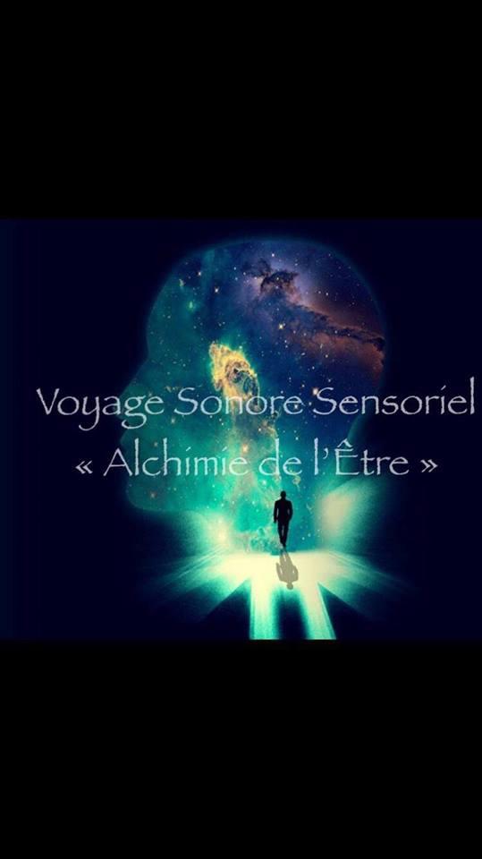 Voyage Sonore sensoriel «Alchimie du Bien Etre»