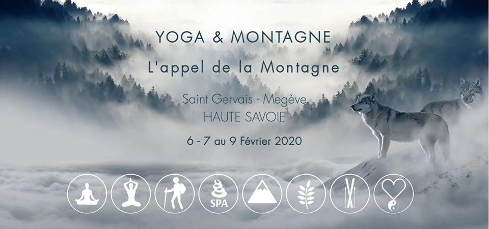 Yoga & Montagne : L'Appel de la Montagne