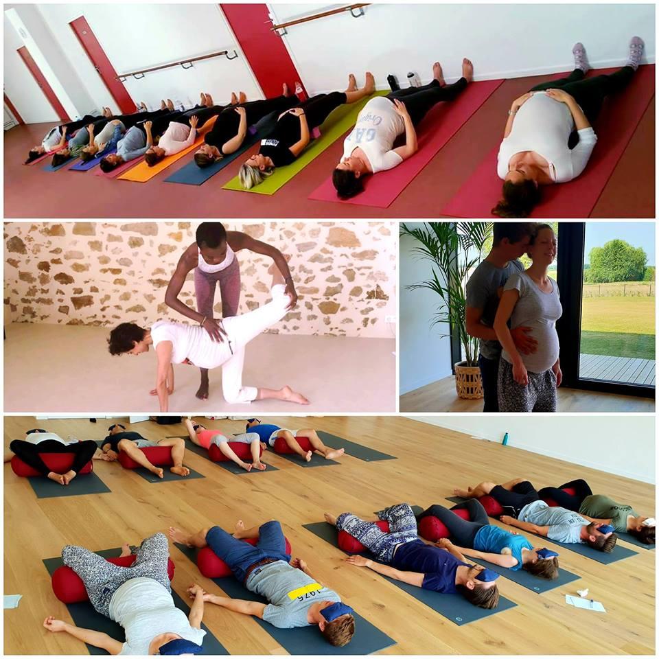 Yoga Prénatal et Postnatal