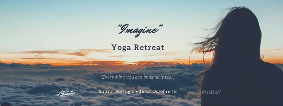 Yoga Retreat in Portugal Imagine by Les Allumettes et Soulday